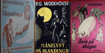 my first Wodehouse