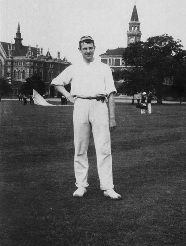 Dulwich cricketer